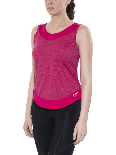 GORE BIKE WEAR Power Trail Singlet Lady jazzy pink